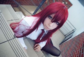 STEINS GATE : Lonely Observer by berylrion