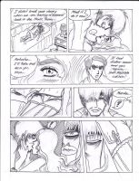 Reporter's Cam unused pages - Threatening page 2 by Cashopeia