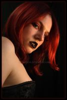 Black And Red by Xerces