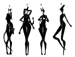 Robot Adoptables by god-head