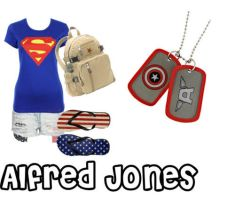 Alfred Jones by Milk2Sugars