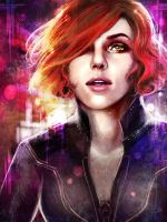 Black Widow by Blueberry-Cat