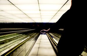 Escalator by Luki25