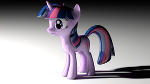 Chinapone 01 - Twilight Sparkle by stabbing-robot