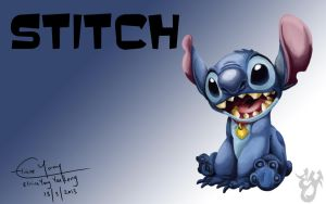 Stitch by ElaineyYong
