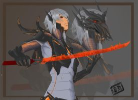 Samael 2nd Version by DarthHaro