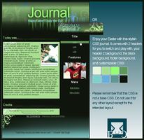 Green Wash Journal by bewarecalamity
