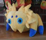 Joltik Plush by saiyamewome