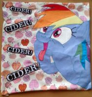Galacon Quilt - CIDER, CIDER, CIDER, CIDER! by fishiewishes