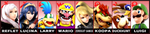 Smash Brothers 4 Online Roster by FK-Central
