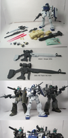 HGUC White Dingo GM Sniper II Part 2/2 by Blayaden