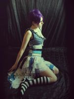 DeadThingsDress by ash-bunny