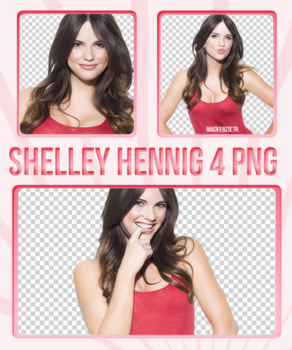 Shelley Hennig PNG Pack by MackenzieTr