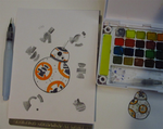 P2 working on BB8eth by ushiyasha
