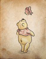 Pooh Bear by NicolesDesigns94