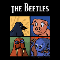 The Beetles- Let it Bee by CalSlater