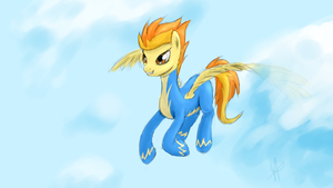 Just Spitfire by Vabla