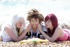 KHII: Smile Sora by Michi-Fox