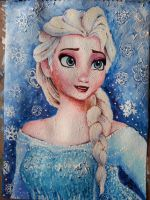 Elsa by CollectiveJellybeans