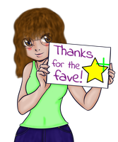 Thanks for the Fave by humanservantyume
