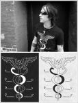 Caduceus Adam Gontier by Power-O-F-F