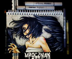 + The Crow + by MroczniaK
