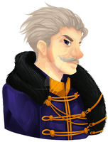Count Volger: colored by DapperDoom