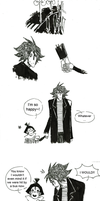Karin and Lincoln little comic end by molnareszter