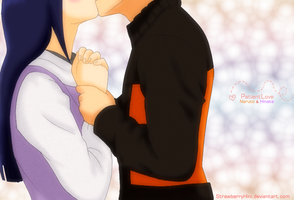 Finally - NaruHina by StrawberryHini