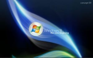 Windows 8 by nemiraal