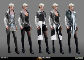 Female High Research2 by jamga