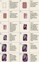 Gemstone Tutorial by Princess-Madouc