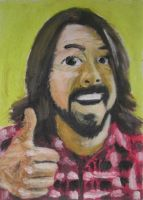 Dave Grohl by QuixoticouS