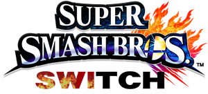 Super Smash Bros. Switch (unofficial logo) by Catali2016