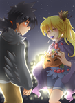 Dude, I want some candies too by yassui