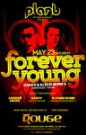 Flyer Foreveryoung by sounddecor