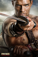 Spartacus: Vengeance HD iPhone 4 Wallpaper by Dseo