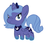 Wittle Woona by PenguinBombSquad