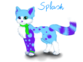 FA: Splash by chupitis