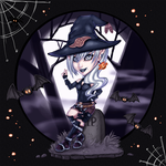 FF14: Halloween 2014 by TouchedVenus