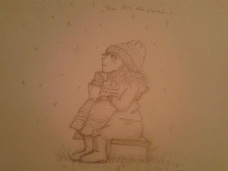 The girl that waited by GriffinChimm