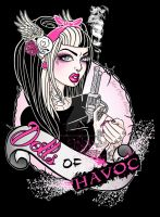 Dolls Of Havoc Logo by Miss-Cherry-Martini