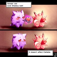 Pokemon : It doesn't affect.. by Sa-Dui