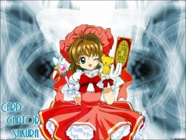 Card Captor Sakura Wallpaper by slgerman