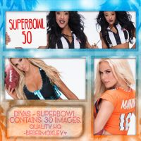 DIVAS CELEBRATE THE BIG GAME: PHOTOPACK #50 by BieberMoxley