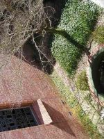 Courtyard from Above by saabe