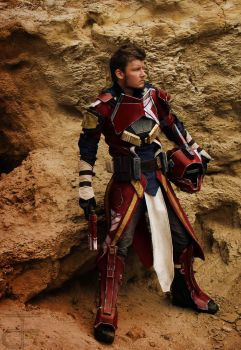 Destiny Warlock Cosplay by CpCody