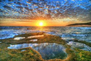 Point Lonsdale Sunset 2 by daniellepowell82