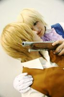 APH Look at me by meiko-taka