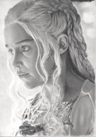 Mother of Dragons by WeskerGray